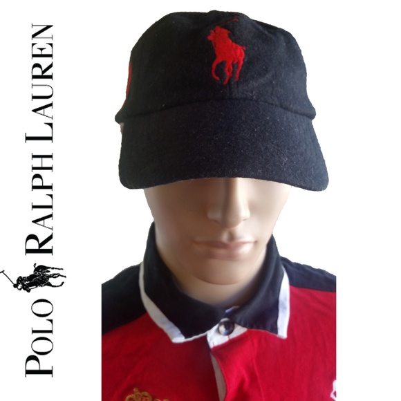 5eef5eb0 Polo by Ralph Lauren Accessories | Vtg 90s Polo Ralph Lauren Wool ...